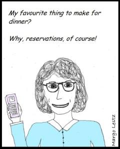 No Kitchen dinner reservations