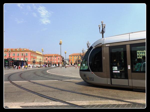 tram nice france