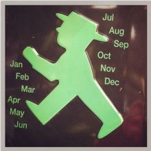 ampelmann, berlin, traffic light