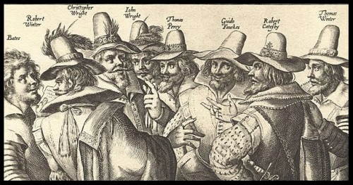 conspirators guy fawkes