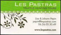 les pastras card