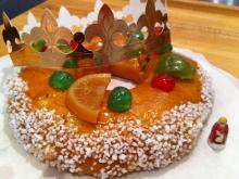 king cake - galette des rois