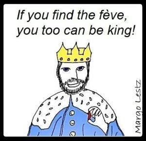 king cake, galette des rois
