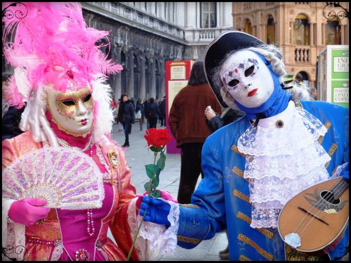 Carnival – Venice, Italy