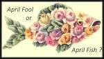 April fool or april fish