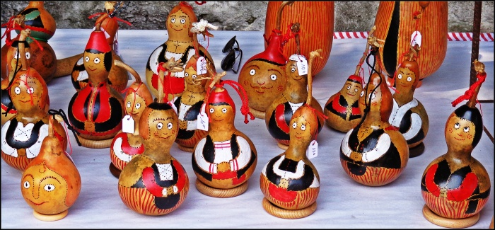 nicois gourds, celebrating the gourd, nice, france