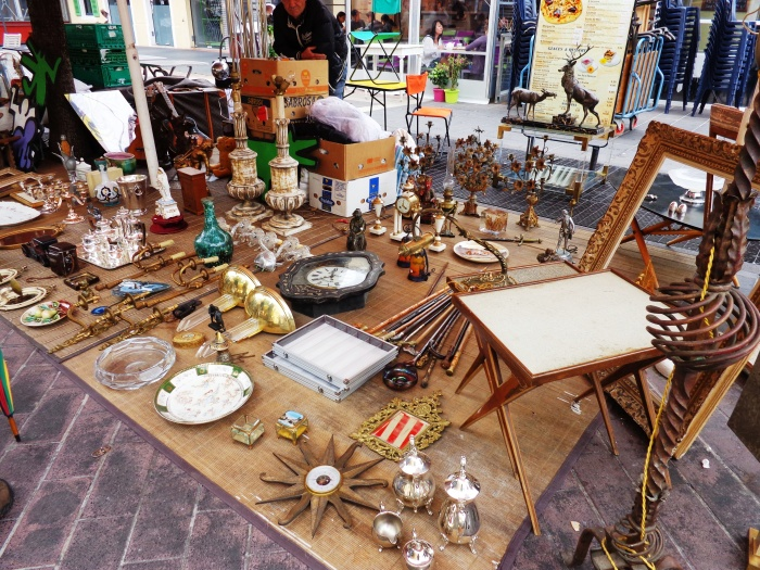 Marketing in old town nice cours saleya and more the curious rambler - Brocante chez fred strasbourg ...