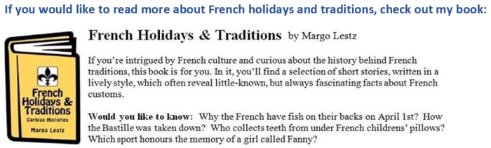 French Holidays & Traditions, Margo Lestz