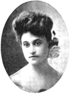 Mme Mlle Bob Walter, Baptistine Dupré