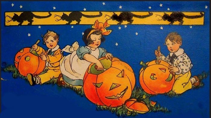Halloween-Jack-O-Lanterns