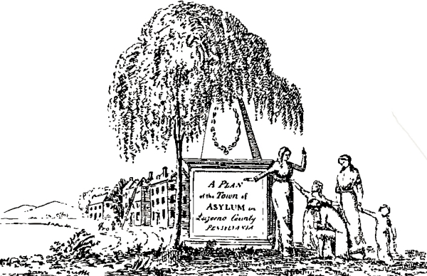 French Asylum Azilum