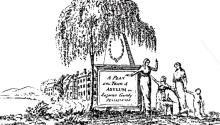 French Asylum Azilum Pennsylvania
