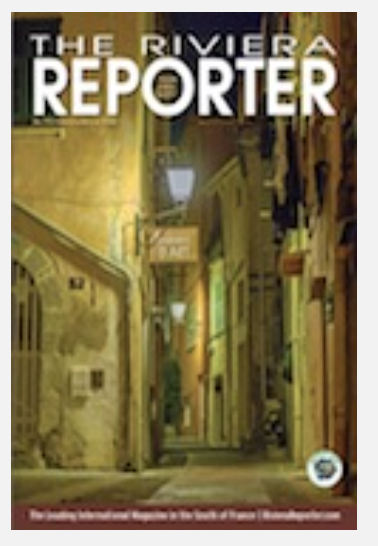 Riviera Reporter – click to download latest edition