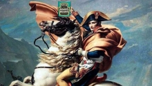 Napoleon Bonaparte and canned food