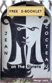 Jean Cocteau on the Riviera