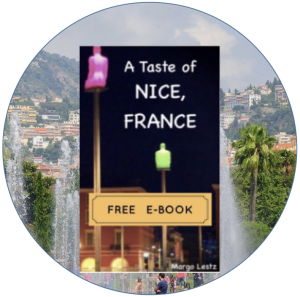 A TASTE OF NICE, FRANCE -Free e-book