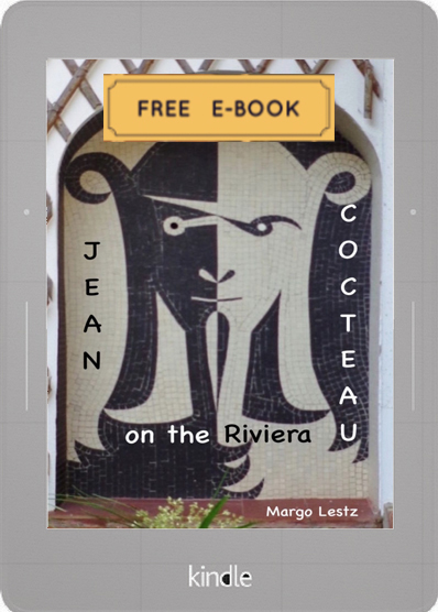 JEAN COCTEAU ON THE RIVIERA -Free e-book