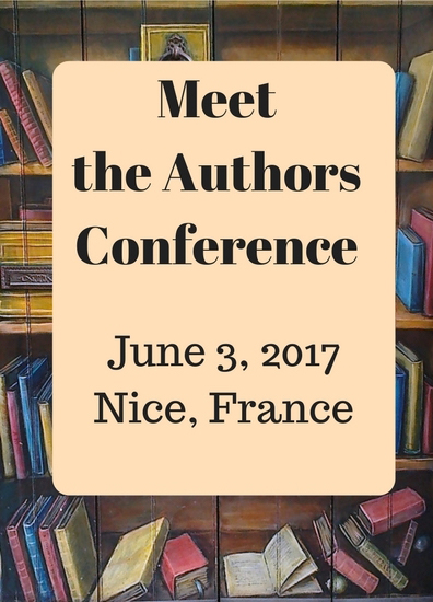 MEET THE AUTHORS – I will be launching my new book at this event. CURIOUS HISTORIES OF PROVENCE: Tales From the South of France