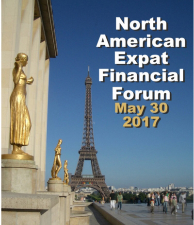 NORTH AMERICAN EXPAT FORUM IN PARIS