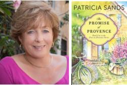 Patricia & book
