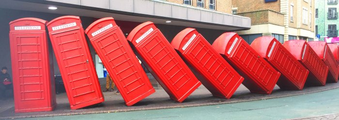 kingston phone boxes