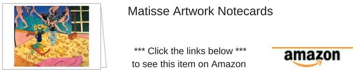 Matisse Notecards
