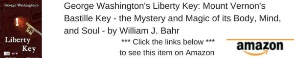Liberty Key book