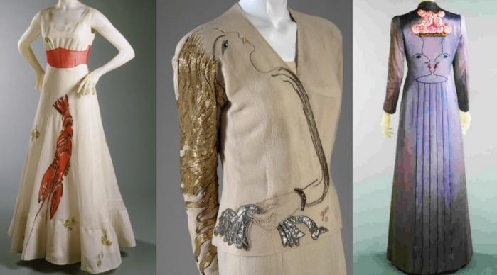 Elsa's Schiaparelli designs 01