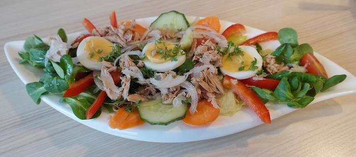 Niçoise-salad