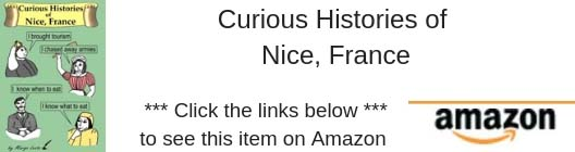 Curious Histories of Nice -Amazon